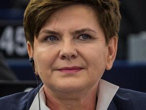 Beata Szydło: Wyrok TSUE jest szokujący. Panu Zalewskiemu przesyłam wyrazy wsparcia
