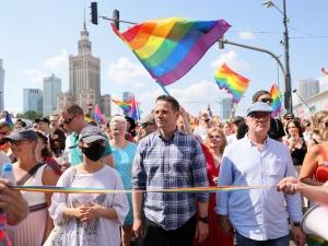 Szokujące zdjęcie z Parady Równości [?]. Ordo Iuris zapowiada interwencję