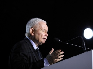 Kaczyński gościem Zjazdu Republikańskiego. Rozbawił zebranych