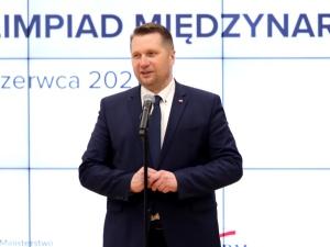 """Czarnek o """"Tour de Konstytucja"""" w Dobczycach: Będą postępowania dyscyplinarne"""