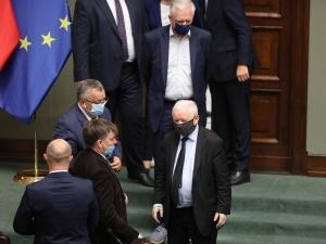 Kaczyński ukarany przez komisję etyki. Co zrobił prezes PiS?