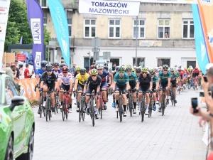 Zmagań kolarzy ciąg dalszy. III dzień Wyścigu Solidarności i Olimpijczyków