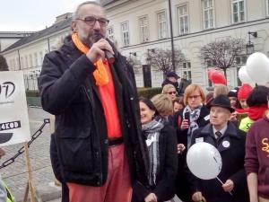 Kijowski: Miałem być rycerzem na białym koniu, a media zachowały się jak zawiedzona kochanka