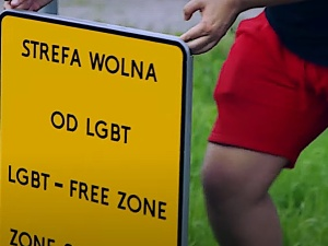 Gej: Jadę na wakacje do strefy wolnej od LGBT, jeśli Staszewski ma rację...