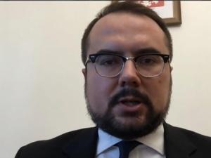 [video] Wiceszef MSZ: To jest mocno związane z wpływami diaspory rosyjskiej w Izraelu