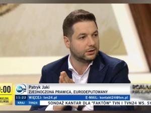 Awantura w TVN24: Do szkół pchają się ludzie, którzy nie mają kwalifikacji, żeby siać dzieciom propagandę