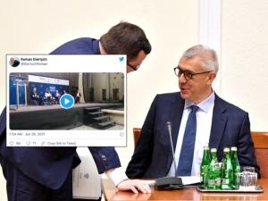 Giertych publikuje nagranie ws. Tuska. To już koniec rządów Budki w Platformie? [WIDEO]