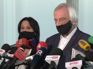 Szef klubu PiS o odejściu posłów: Czeka ich polityczna śmierć