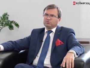 """[WIDEO] """"Chce pan, żeby PiS pożegnało się z władzą?"""". Szokująca odpowiedź Girzyńskiego"""