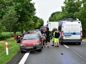 9 osób rannych. Wypadek na A4, trasa zablokowana