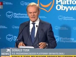 Kaczyński realizuje punkt po punkcie polityczną agendę Putina. Tusk uderza w PiS, internauci reagują