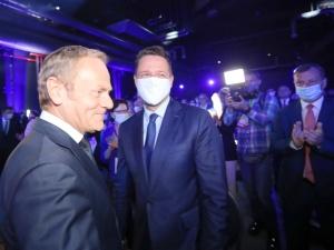 """""""Trzaskowski chciał wyborów, ale zarząd PO…"""". Nitras zdradza kulisy powrotu Tuska"""