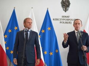 Spotkanie Grodzki-Tusk. To wyraz uznania dla...