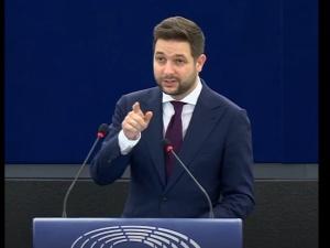 Patryk Jaki: W Polsce jest mniej przemocy wobec osób LGBT, niż w waszych krajach Mocne słowa europosła