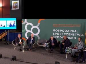 Debata PGE o przyszłości regionów górniczych położonych w trójstyku granic Polski, Czech i Niemiec