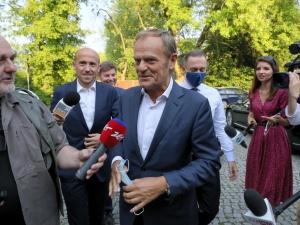 Donald Tusk dla GW: Chcę przywrócić w Polsce przyzwoitość