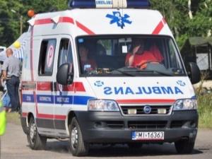 Dramatyczny wypadek w Słupi pod Bralinem. Babcia potrąciła 5-latkę samochodem