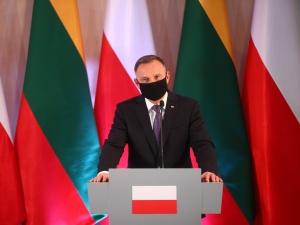 Prezydent Duda: Jako Polacy, nie możemy się zgodzić, żeby ludzie byli u nas więzieni