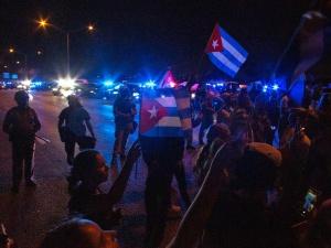 Kuba: Tysiące ludzi wyszły na ulice. Jest ofiara śmiertelna protestów