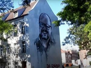 Ile kosztowało przygotowanie ściany pod mural z wizerunkiem Pawła Adamowicza? Kwota robiwrażenie