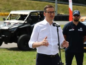Morawiecki zaoferował Merkel pomoc w związku z powodziami w Niemczech