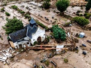 """Rośnie liczba ofiar powodzi w Niemczech. """"To jest horror"""" [WIDEO]"""