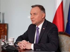 Co Andrzej Duda będzie robił po zakończeniu II kadencji? Prezydent odpowiada