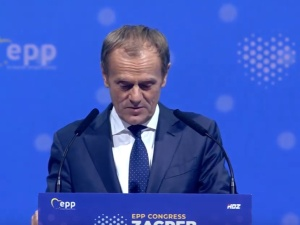 Fogiel: Tusk chce zyskać na wartości, czemu ktokolwiek z PiS miałby mu robić tę uprzejmość