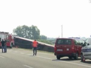 10 ofiar wypadku autobusu w Chorwacji. Prokuratura podała przyczynę