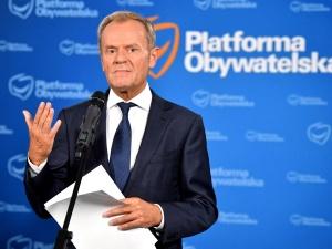 Tusk zapowiedział poparcie dla propozycji rządu. Ale pod jednym warunkiem