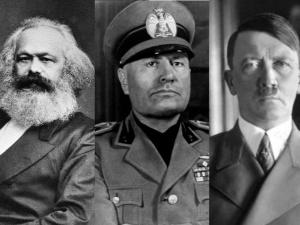 Uczniowie Marksa? Prof. Marek Bankowicz: Dobry nazista spogląda ku Rosji, która podejmie z nami drogę do socjalizmu. Cz. 4