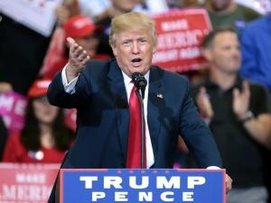 Zeznania podatkowe Trumpa trafią do Kongresu