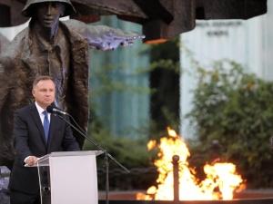 Prezydent o Powstaniu: 77 lat temu to wielkie pragnienie wolności musiało się urzeczywistnić