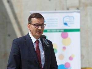 Polska konstytucja jest aktem prawa najwyższego, jednak.... Morawiecki o konflikcie z UE