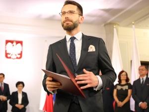 Europoseł PiS: Radosław Fogiel nowym wiceprzewodniczącym ECR