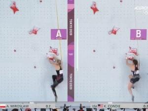 Tokio 2020. Aleksandra Mirosław liderką po czasówce! Zabrakło jej 0,01sdo rekordu świata [WIDEO]