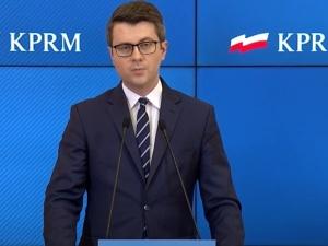 Rzecznik rządu: Mąż Cimanouskiej otrzymał polską wizę humanitarną