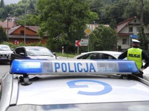 Eksplozja w komendzie policji w Gdańsku
