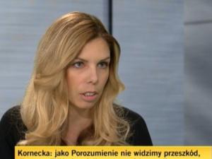 Anna Kornecka z nowym stanowiskiem