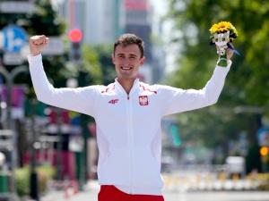 Czwarty złoty medal dla Polski w Tokio! Niesamowity występ Dawida Tomali