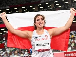 Maria Andrejczyk ze srebrnym medalem w Tokio!