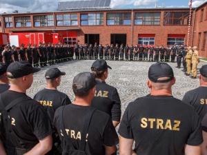 Polscy strażacy jadą do Grecji. Pomogą walczyć z pożarami