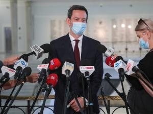 Nieoficjalnie: Marcin Ociepa nowym ministrem rozwoju. Emilewicz wróci do rządu?