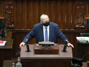Suski w Sejmie o ustawie o KRRiTV: Ta ustawa nie wprowadza żadnych zmian. Uszczelniamy obowiązujące przepisy