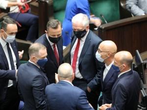Jaki był powód wyjścia Porozumienia z koalicji? Poseł Ociepa ujawnia: Nie chodziło o podatki