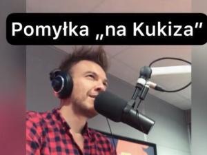 Dziennikarz żartuje z Pawła Kukiza. Przepraszam najmocniej, się pomyliłem