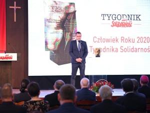 Michał Ossowski: Panie Andrzeju, dziękujemy za niezłomność i walkę o wolną Polskę