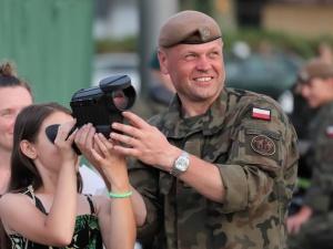 Tworzymy fundamenty pod to, by Wojsko Polskie liczyło 250 tys. żołnierzy zawodowych i 50 tys. WOT