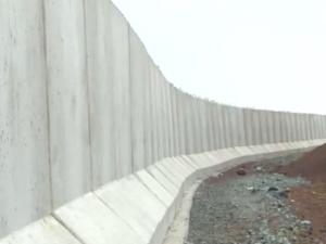 [WIDEO] Turcja buduje mur na granicy z Iranem, aby zapobiec napływowi uchodźców