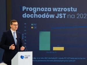 Polski Ład: stabilizacja, wzrost dochodów dla samorządów oraz wiele nowych inwestycji w całym kraju